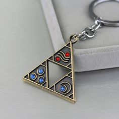 Keychain the legend of zelda Breath of the Wild ANIME GAME Collier Jeu porte-clés