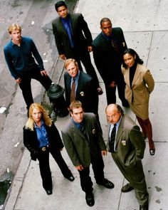 NYPD Blue Cast