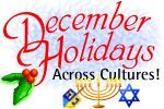 site for how different countries celebrate xmas, going to choose a few, maybe where our ancestors are from & teach the kids, maybe start some new traditions, make less about just getting presents