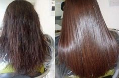BEST HOME MADE HAIR MASK: It Does Wonders To Even The Worst Hair – Against Falling For Strengthening And Renewal! (RECIPE) » Healthy Life Healthy Food
