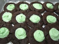Minty goodness... for when the Girl Scout cookies are all gone