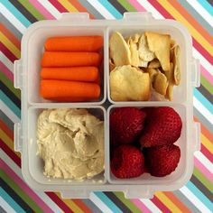 Keeping it Simple 4 Square Bento Lunch
