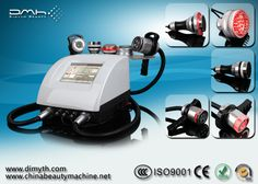 DM-907 40K Cavitation, 80K Cavitation with Phototherapy, BIO Electrotherapy, Phototherapy, Vacuum with Bipolar RF with Phototherapy, Quadrupole RF with Phototherapy