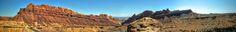 The San Rafael Swell in Utah [10605x1476]