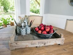 We pull back the curtain on the new season of Fixer Upper in this sneak-peek gallery featuring behind-the-scenes pics of Chip and Jo, new renovated spaces and Joanna Gaines' trademark design style. Gaines Fixer Upper, Fixer Upper Joanna, Magnolia Fixer Upper, Chip Gaines, Chip And Joanna Gaines, Magnolia Farms, Magnolia Market, Magnolia Homes, Farmhouse Chic