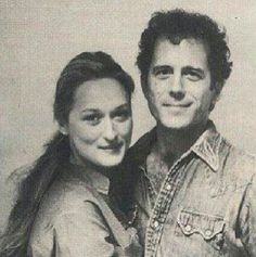 The greatest love of our time. Meryl Streep and Don Gummer.