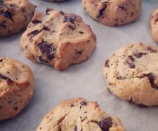 Healthy Peanut Butter and Choc Chip Cookie Dough Drops | Official Thermomix Recipe Community