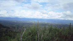 Mirando el valle del cauca desde miravalles