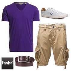 Neue Artikel sind da und Fasha freut sich auf den Sommer! Hol dir den Look bei Fasha! Shirt: http://www.fasha.de/herren-poloshirts/esprit-casual/t-shirts/1030650 Gürtel: http://www.fasha.de/herren-guertel/lloyd-belts/herren-guertel-braun-unifarben/950507 Shorts: http://www.fasha.de/herren-shorts/jack-and-jones/shorts-base-shorts-kelp/41990 Schuhe: http://www.fasha.de/herren-espadrilles/fred-perry/herren-schuhe-weiss-unifarben/791850