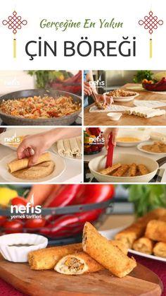 Videolu anlatım Kıymalı Çin Böreği Tarifi, Nasıl Yapılır? 3.517 kişinin defterindeki Kıymalı Çin Böreği Tarifi,'in videolu anlatımı ve deneyenlerin fotoğrafları burada. Yazar: Yasemin Atalar