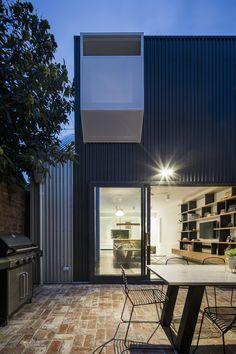 Fitzroy House, Adam Dettrick Architects
