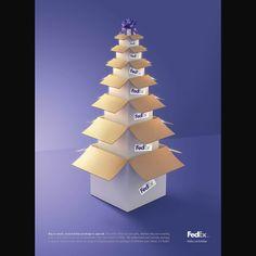 FedEx Holiday repinn