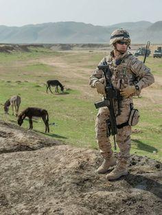 Tropas Españolas en Afganistan