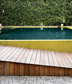 MODERN POOL DESIGNS WE LOVE From a landscaped Montauk masterpiece to a lap pool in a Boise backyard, these six pools are defined by innovative layouts, beautiful design, and smart use of space.