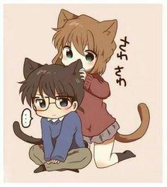 The both look so cute