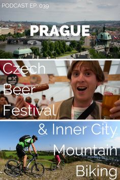 Prague Podcast: Czech Beer Festival & Inner City Mountain Biking. This week on the Travel Freedom Podcast, we discover traditional Czech food, the unexpected micro-brewery scene of Prague and that the city has a lot more to offer the adventure traveller within minutes of the city centre than you'd ever know! Plus – A UNESCO site without the tourists…