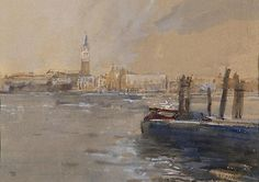 #Original tom coates watercolour #painting of #venice,  View more on the LINK: http://www.zeppy.io/product/gb/2/112046505986/