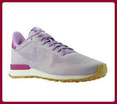 NIKE Damen-Sneaker Violett Internationalist Turnschuhe 705215 500, Größenauswahl:41 - Sneakers für frauen (*Partner-Link)