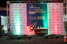 Startup Weekend Londrina 2016  Local: SEBRAE Londrina