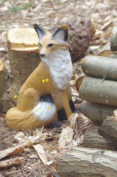 Le renard de la Sarthe . . . ! ! !