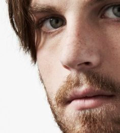 Caleb Followill - his eyes are just perfect