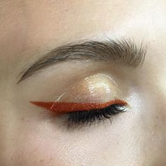 Copper winged liner