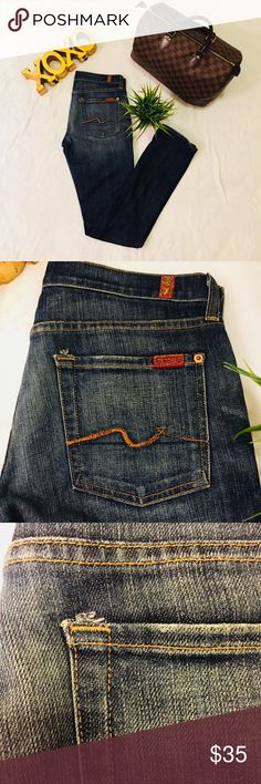 740f4ab87f3f Roxy 7 For All Mankind Jeans These jeans are super comfortable! Good  condition See pics