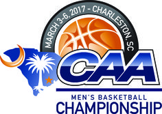 Charleston, SC (November 28, 2016) – March Madness is heading to the Lowcountry as the 2017 CAA Men's Basketball Championship will be held March 3-6, 2017, at the North Charleston Coliseum. Tournament ticket books are now on sale from $60 and up. A ticket