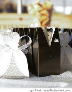Gastgeschenke zur Hochzeit - Originelles Dankeschön vom Brautpaar für Hochzeit