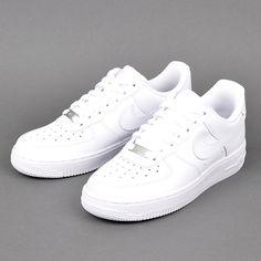 pretty nice 1a521 5d17d Nike Air Force 1  07 WMNS, white   white