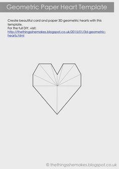 3D Geometric Hearts