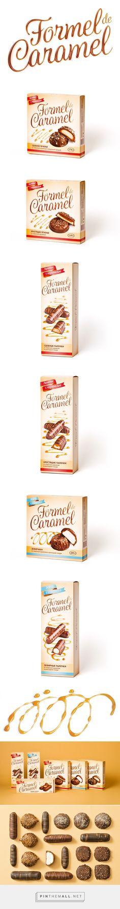 Formel de Caramel on Behance - created via https://pinthemall.net