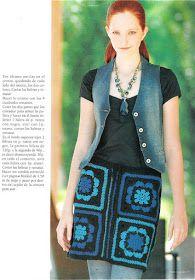 Delicadezas en crochet Gabriela: 38 Prendas tejidas paso a paso Shoulder Bag, Bags, Fashion, Tricot, Knit Wrap, Sweater Knitting Patterns, Sweaters Knitted, Step By Step, Computer File