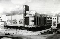 Cathay Cinema at Bukit Bintang in its heydays. It has now been demolished.