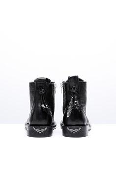 Zadig & Voltaire laureen roma black women boots