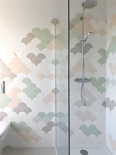 "Tiles scale X Normandy Ceramics Project ""bathroom unicorn"" 📸 and 📸 ALM tile rnrnSource by ndyceramics Coastal Style, Beautiful Bathrooms, Bathroom Inspiration, Design Inspiration, Bathroom Interior, Cheap Home Decor, Entryway Decor, Tiles, Sweet Home"