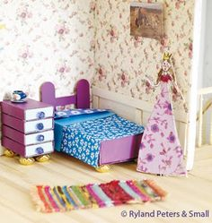 doll house furniture from matchboxes and possible sticks. tutorial