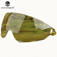 Emerson Tactical Goggle for Fast Helmet UV Protection Anti-fog Hiking Eyewear Lense Goggles Paintball Hunting Glasses EM8817A #