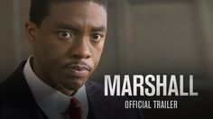 MARSHALL starring Chadwick Boseman, Josh Gad & Kate Hudson   Official Trailer   In select theaters October 13, 2017