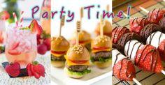 週末狂歡吧!10款派對小食簡易輕鬆做!
