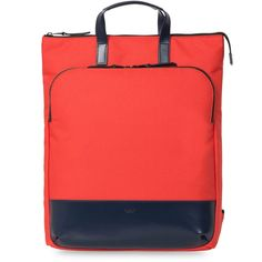Harewood Sport Women's Tote Backpack - Coral   KNOMO