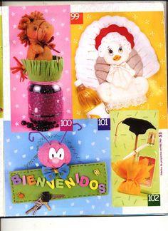 FABRICA DE PROJETOS EM FELTRO - REVISTAS DIVERSAS - Picasa Web Albümleri
