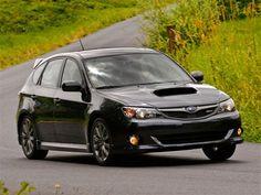 Subaru Impreza WRX Hatch. Saw one on the highway the other day. #jealous #wantone