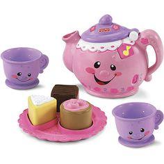 Fisher-Price Laugh & Learn Pretty Please Tea Set