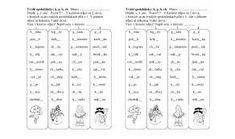 tvrde spoluhlásky slova – Vyhľadávanie Google Word Search, Periodic Table, Words, Google, Periotic Table, Horses