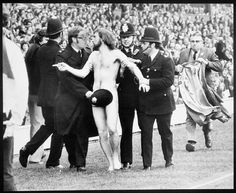 classic streaker - where is he now?