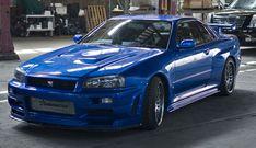98 NISSAN SKYLINE GT-R (GT-BNR34)