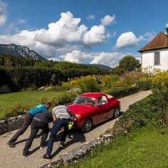 Great shooting day with the Fiat Abarth 500 Zagato of 1957 and perfect weather in switzerland.  See more great pics and information about the Fiat Abarth 500 Zagsto of 1957 in our Abarth Classics Photobook! Pre-order without obligation www.abarthclassics.com
