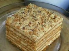 Marlena z Czech. Polish Desserts, Polish Recipes, No Bake Desserts, Dessert Recipes, Easy Baking Recipes, Cooking Recipes, Sweet And Salty, Cake Cookies, Sweet Recipes