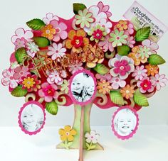 Family Tree Candy Lane Collection by Trudi Harrison Hours In A Day, Craft Corner, Great Love, Little People, Bloom, Presents, Paper Crafts, Candy, In This Moment